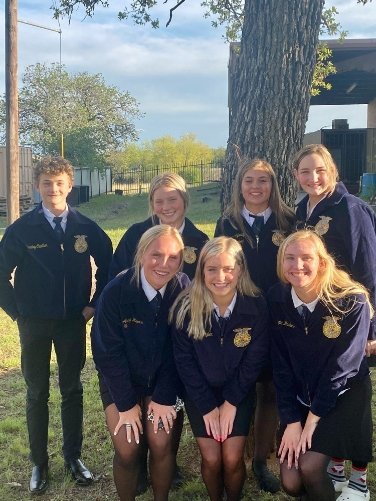 Eula FFA Has a Successful Day