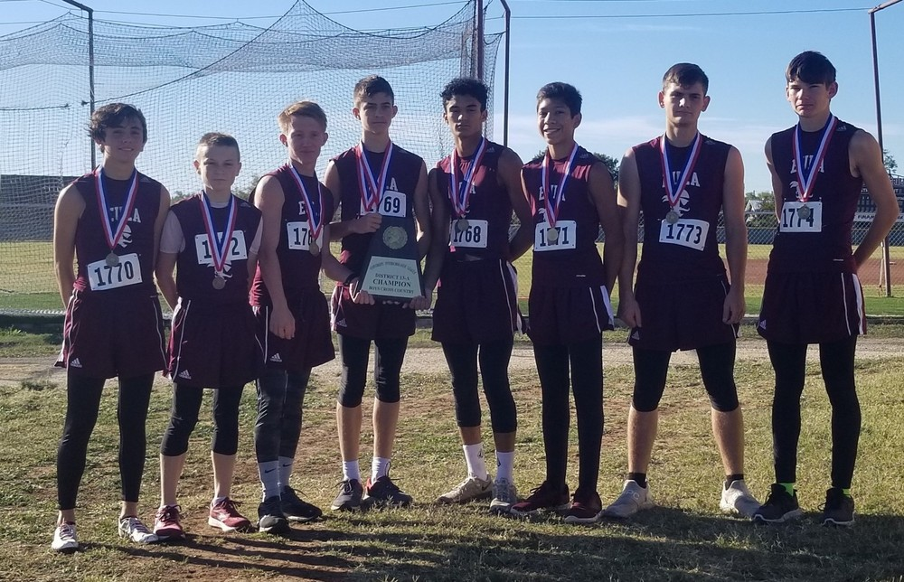 2020 District CC Meet Results