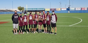 Pirate Cross Country Wins Regional Championship
